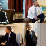 WH Relies On Staged Propaganda Photos