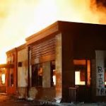 Officer Fired, Police Chief Steps Down, Wendy's Set Ablaze After Atlanta Shooting - Video