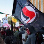 Antifa reveals who bails them out of jail...Video