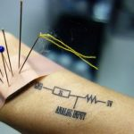 Google working on smart tattoos that turn skin into living touchpad - Video