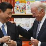 Joe Biden attends church on Saturday in Wilmington...With a Chinese Bodyguard?