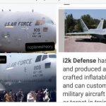 Fake Plane?...Updated