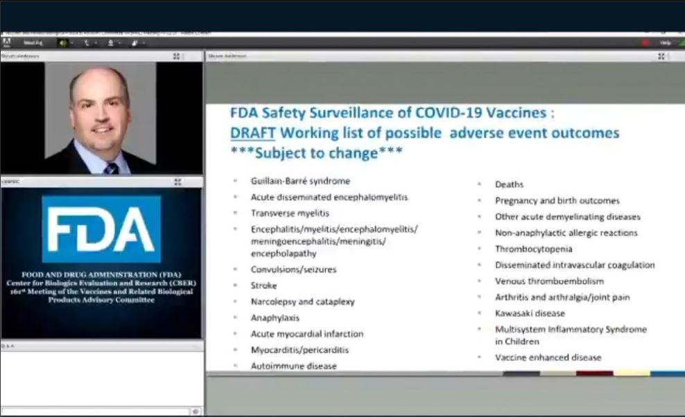 accidentally shown at FDA presentation 2020